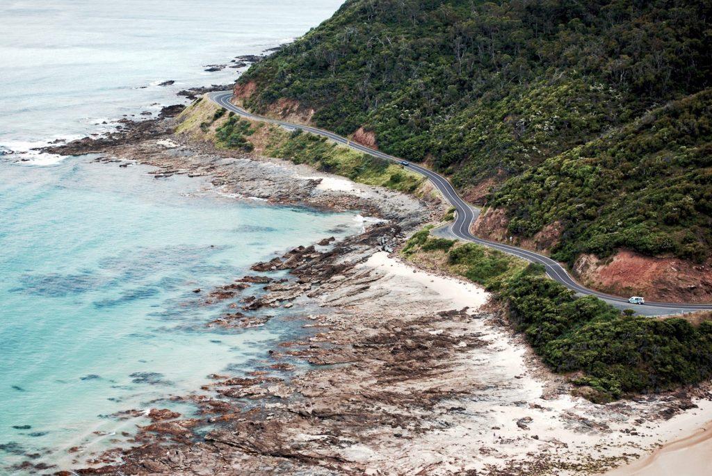 Австралийская океанская дорога