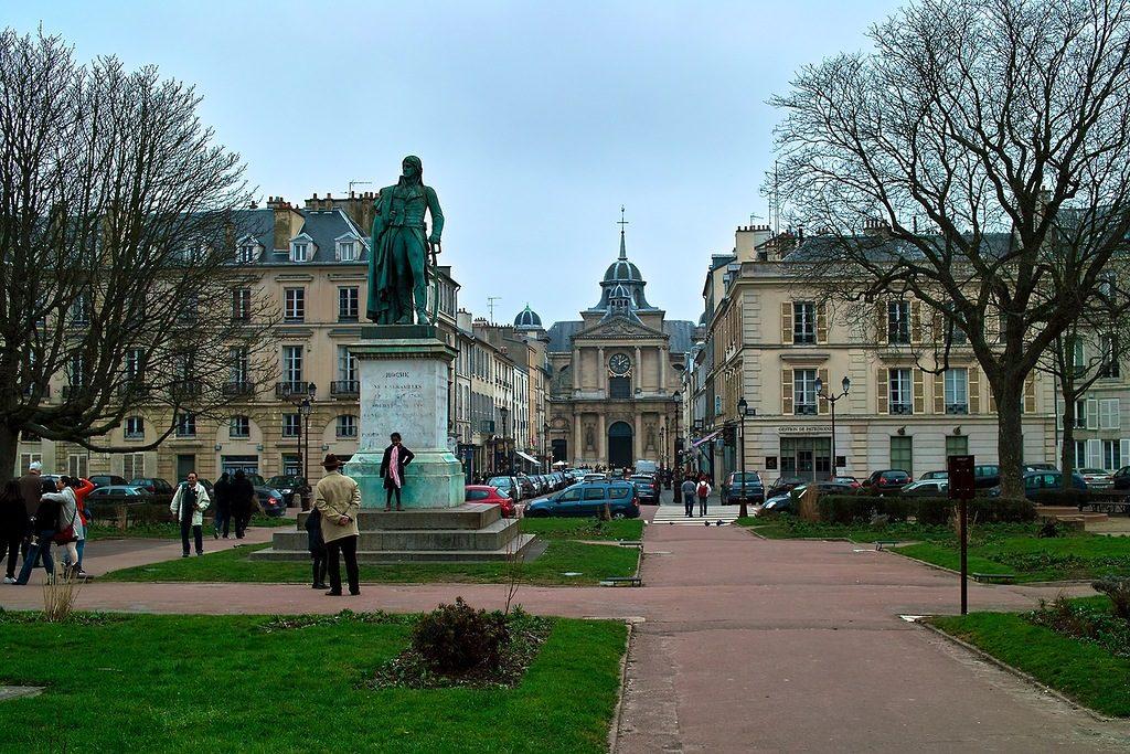 Версаль город