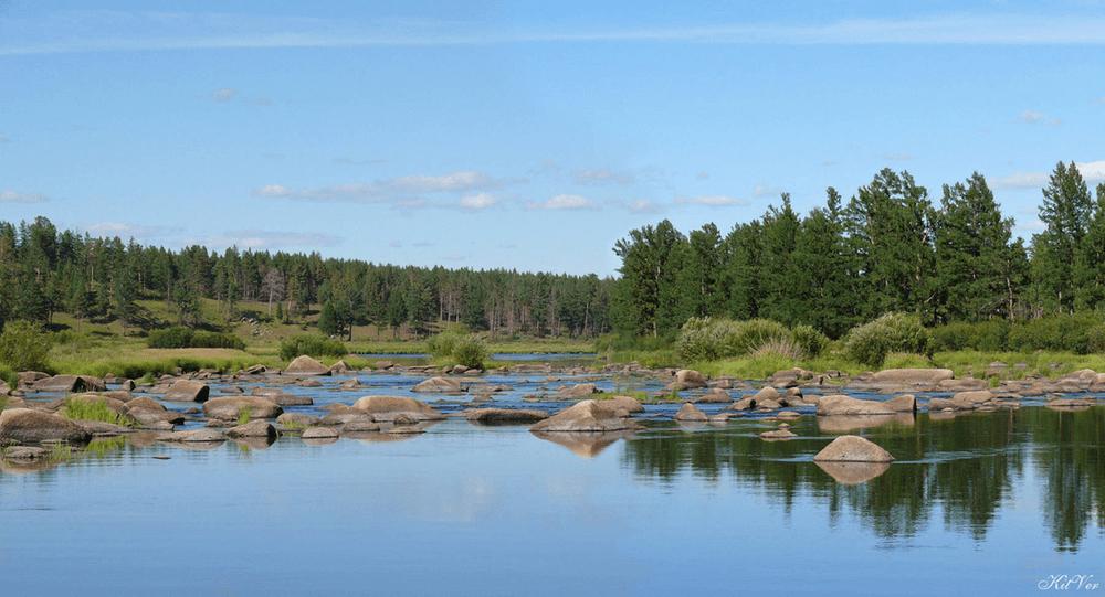 озеро Конда