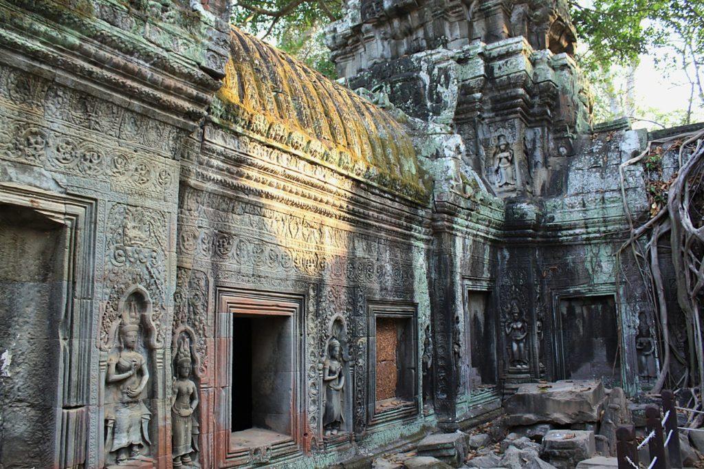 Ангкор-ват Камбоджа фото