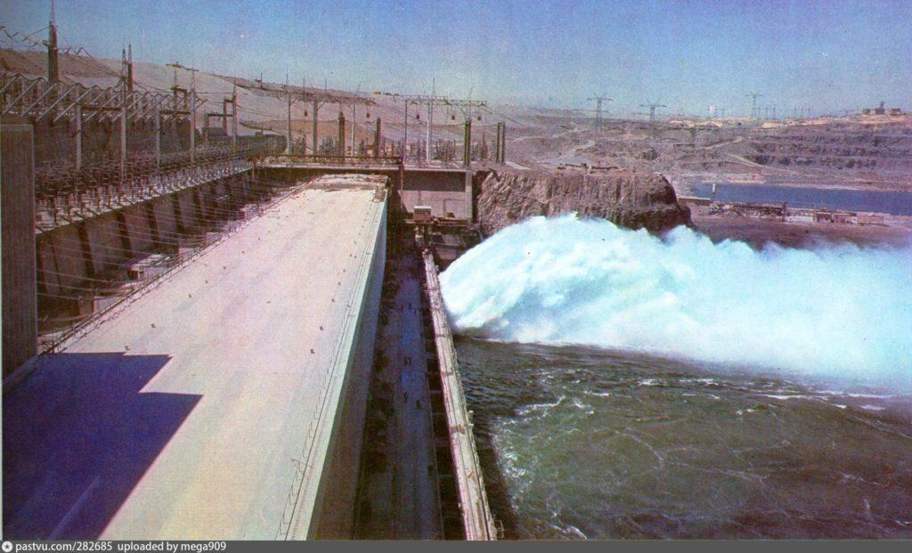 Асуанская ГЭС