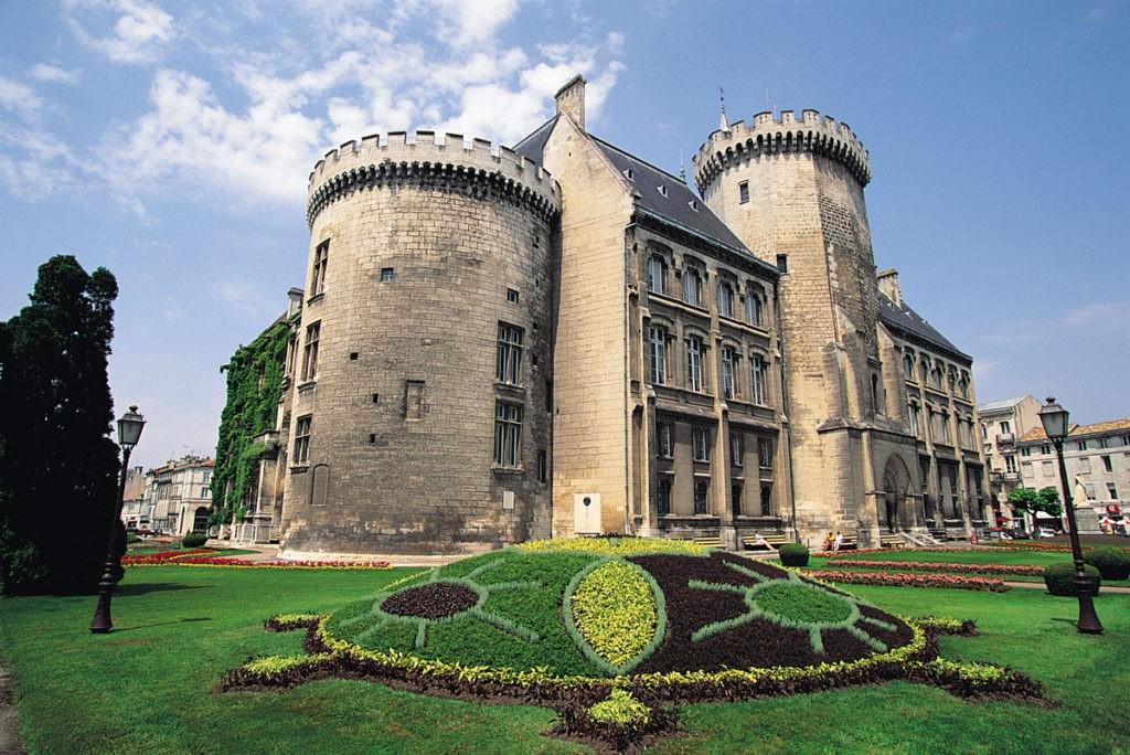 Замок Анже Франция
