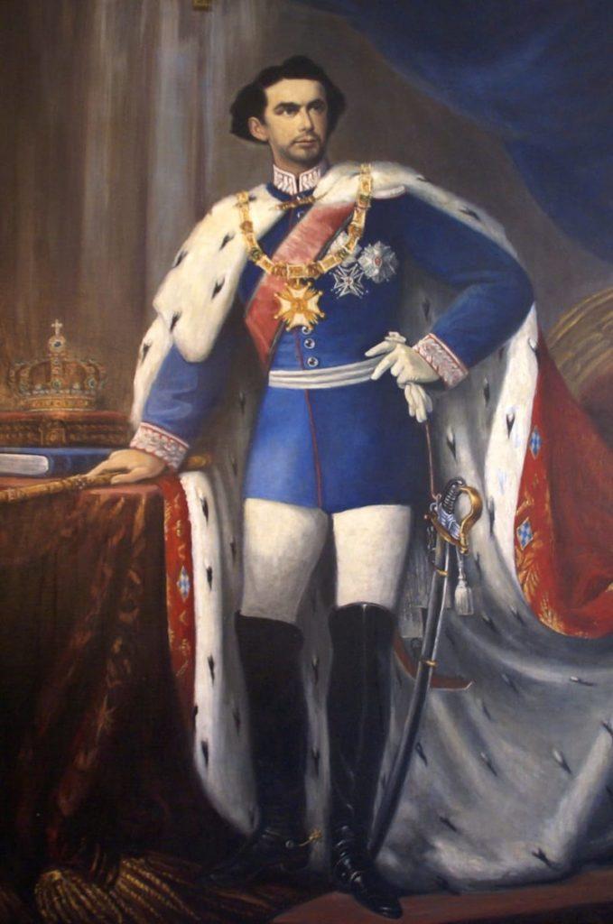Король Людовик Второй