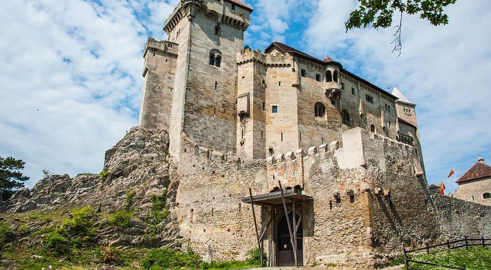 Замок Лихтенштейн Вена