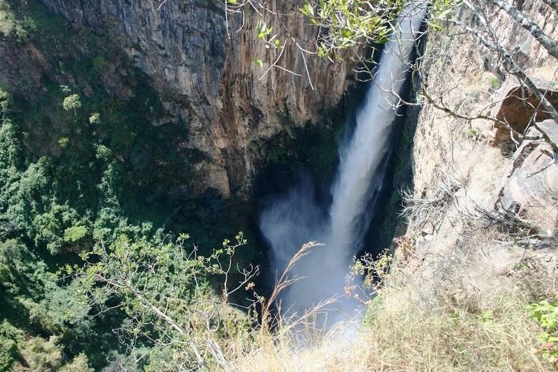 Водопад Каламба