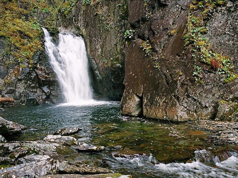 Киште водопад