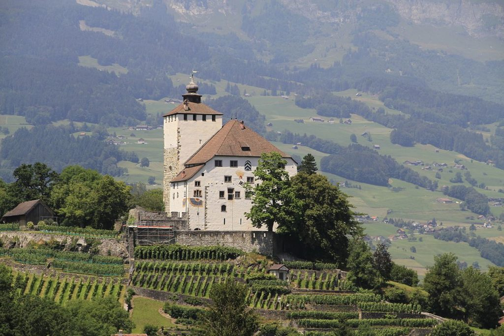 Верденбергский замок