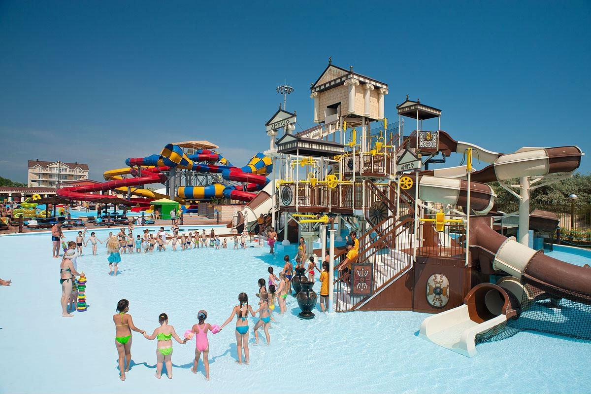 Олимпия – аквапарк