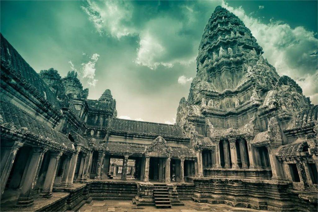 Ангкор фото