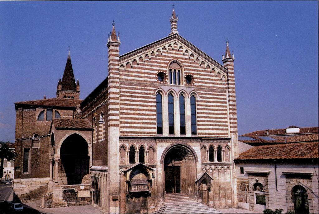 Церковь Сан-Фермо