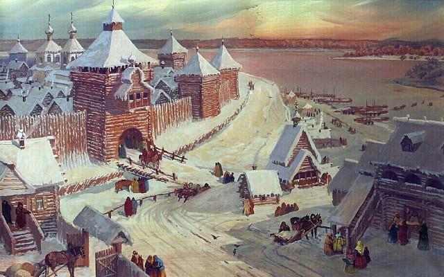 Царицынская крепость