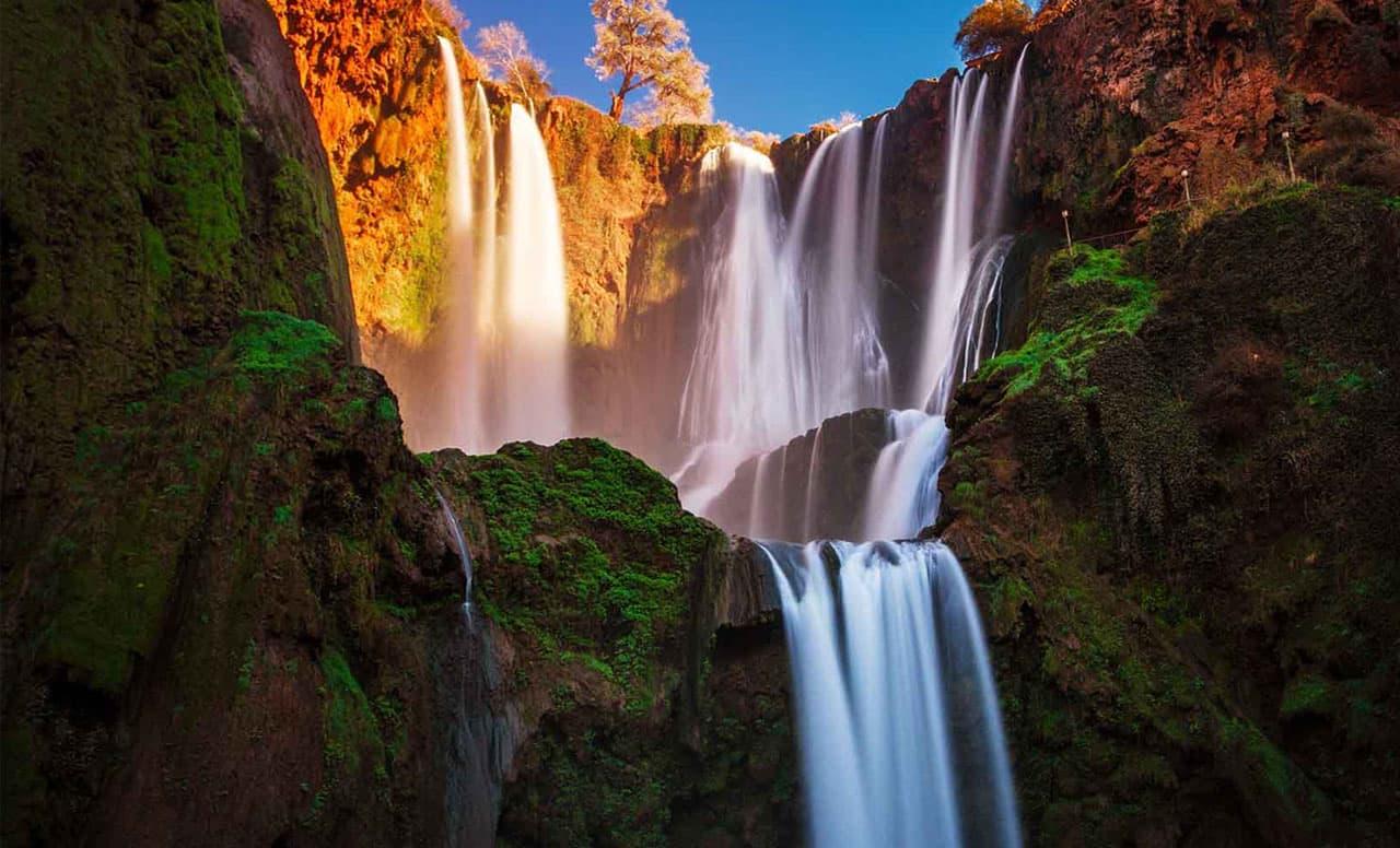 Водопад Узуд