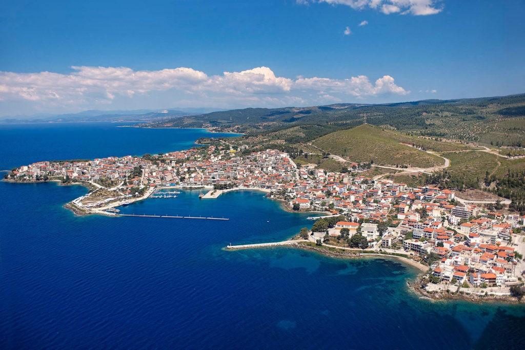 Халкидики в Греции