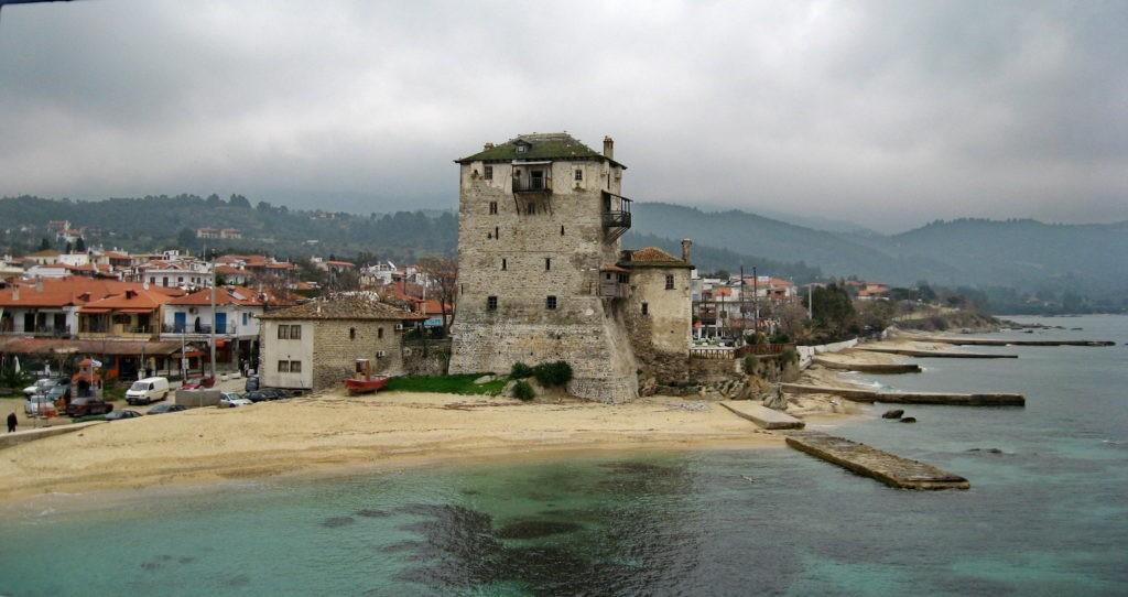 византийская башня Просфория