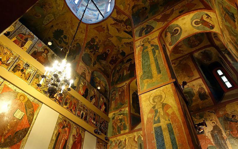 Верхоспасский собор в Москве