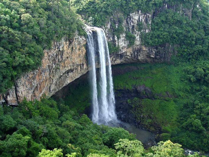 Водопад Джинба