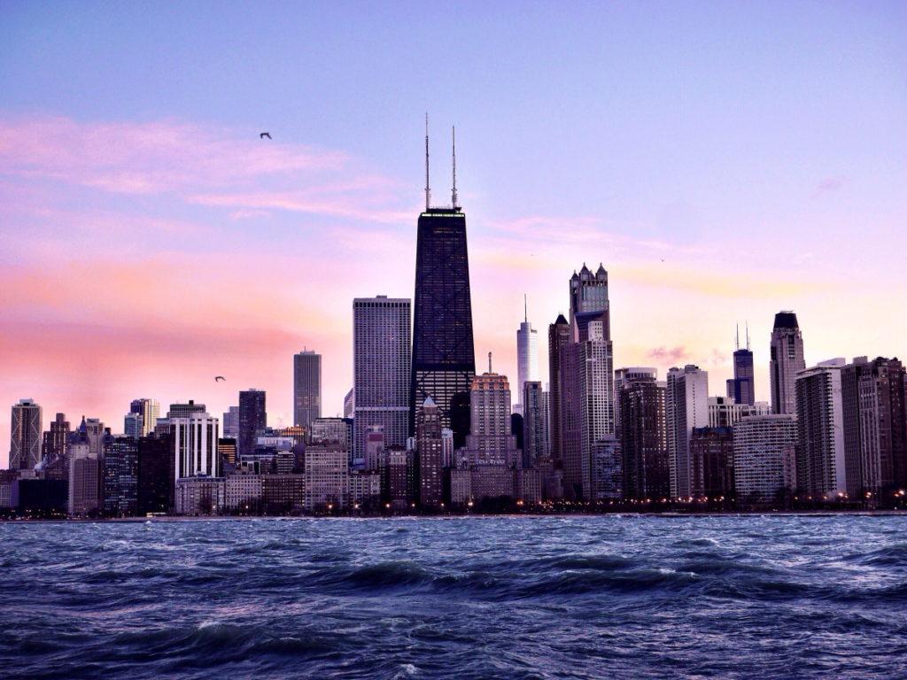 Чикаго Мичиган