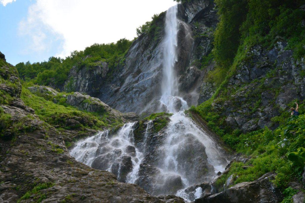 Водопад Поликаря