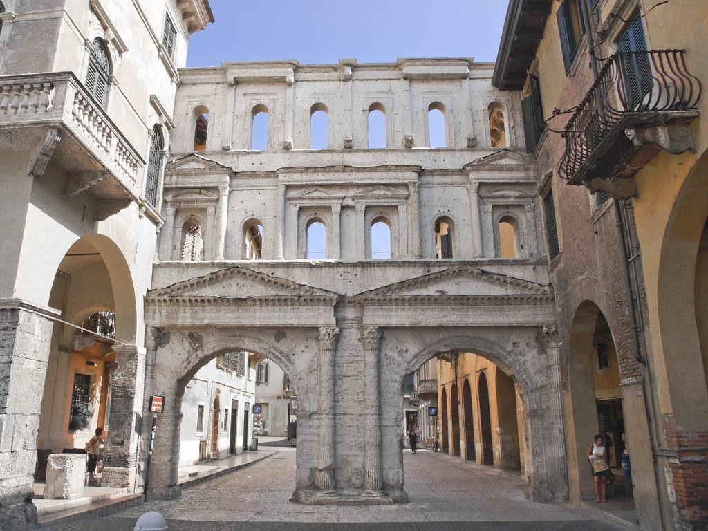 Ворота Порта Борсари