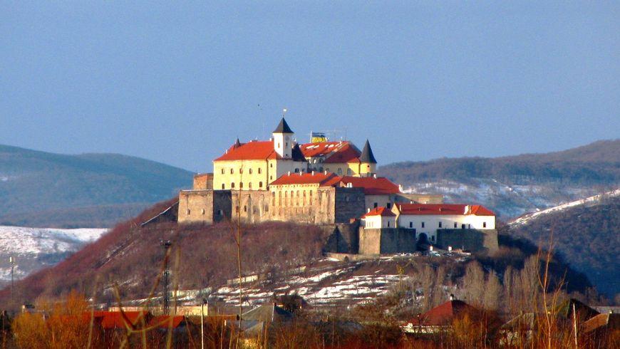 Средневековые замки Закарпатья - экскурсии