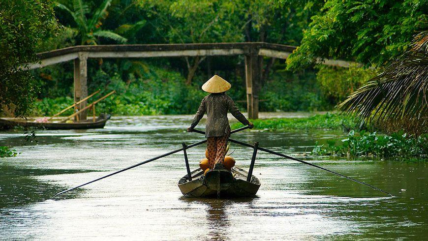 Настоящий Вьетнам в дельте реки Меконг - экскурсии