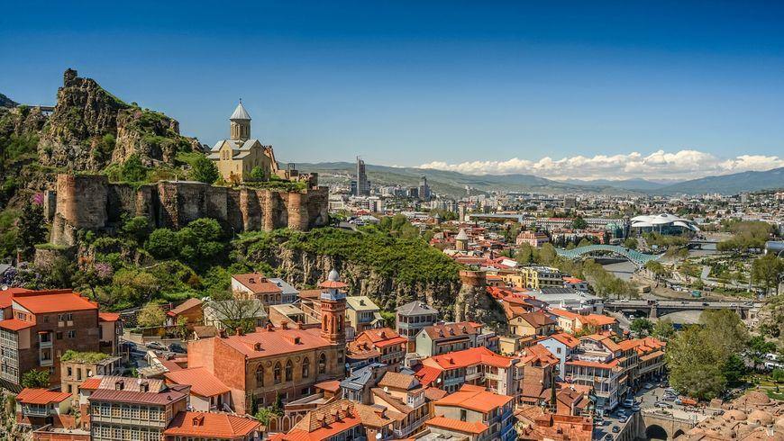 Тбилиси иМцхета - экскурсии