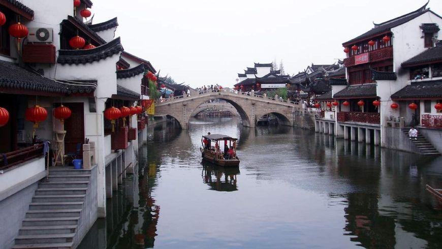 Чжуцзяцзяо — шанхайская Венеция - экскурсии