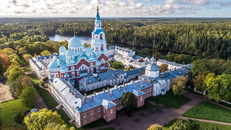 Валаамский монастырь - описание, местонахождение