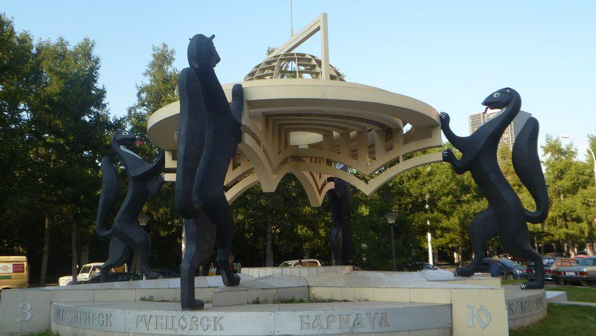 Архитектурные эпохи Новосибирска - экскурсии