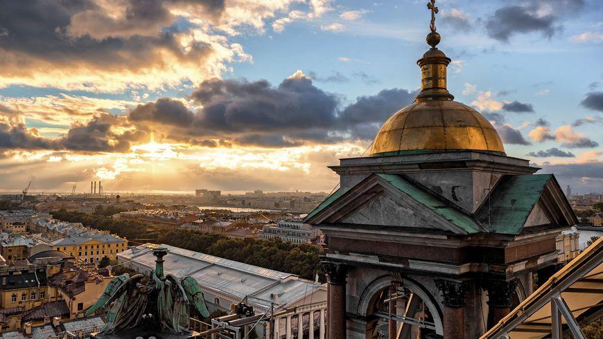Петербург как наладони— 300 лет назад исегодня - экскурсии
