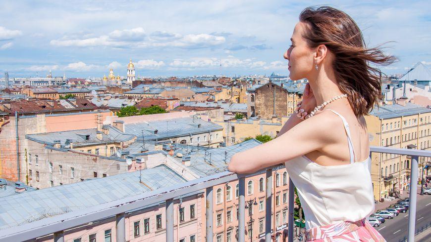 Пять панорамных крыш Петербурга - экскурсии
