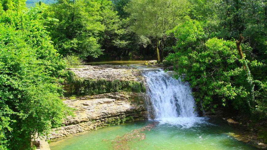 Водопады Цебельдинской долины - экскурсии