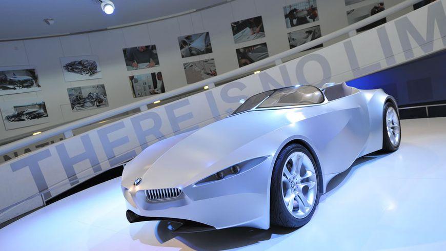 Хай-тек и футуристические технологии BMW - экскурсии