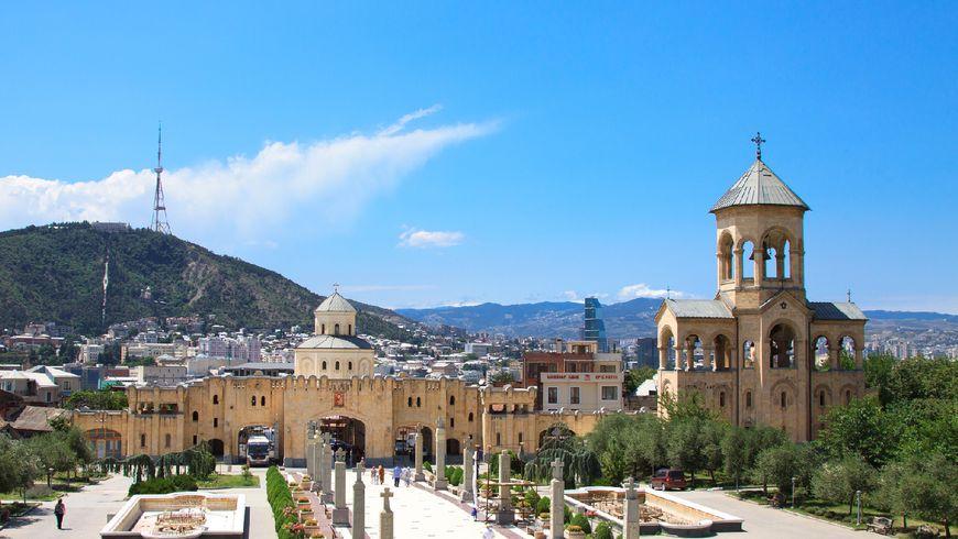 Мцхета-Тбилиси— столицы Иберии впрошлом инастоящем - экскурсии