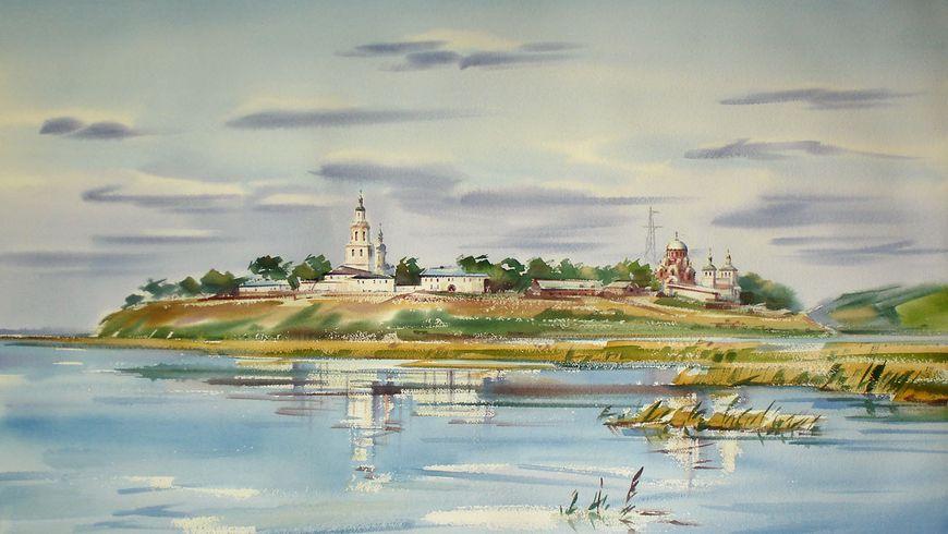 Остров-град Свияжск - экскурсии