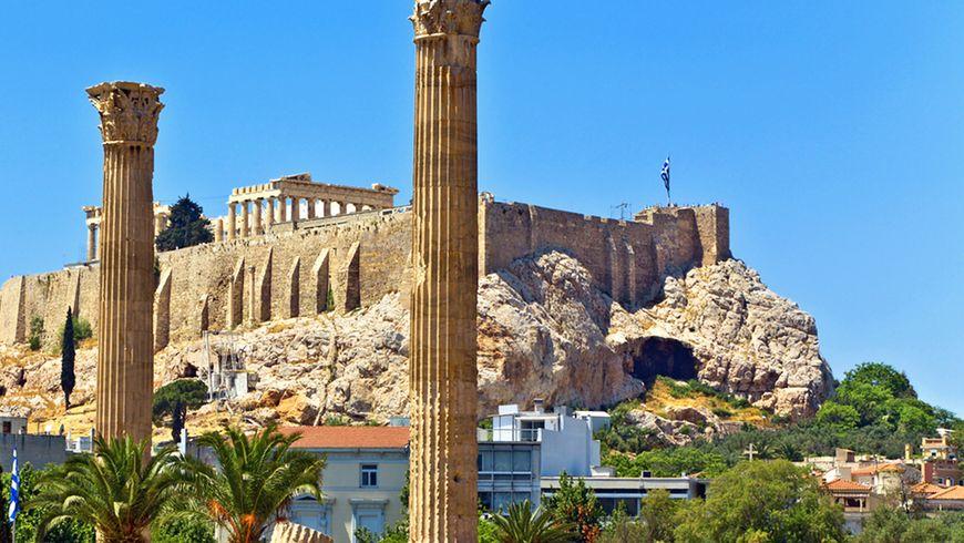 По стопам древних греков - экскурсии