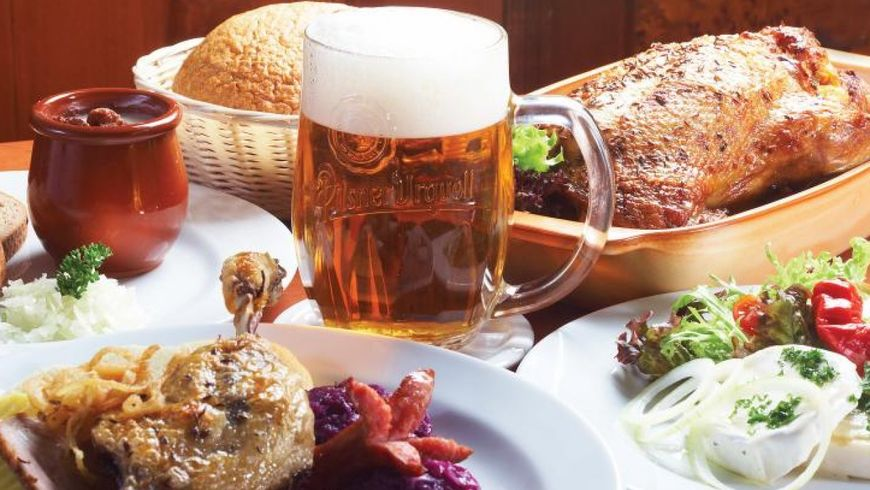 Вечер в чешских традициях - экскурсии