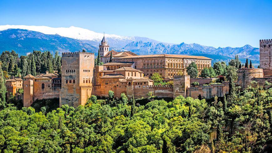 Мавританская Гранада — Восток на Западе - экскурсии