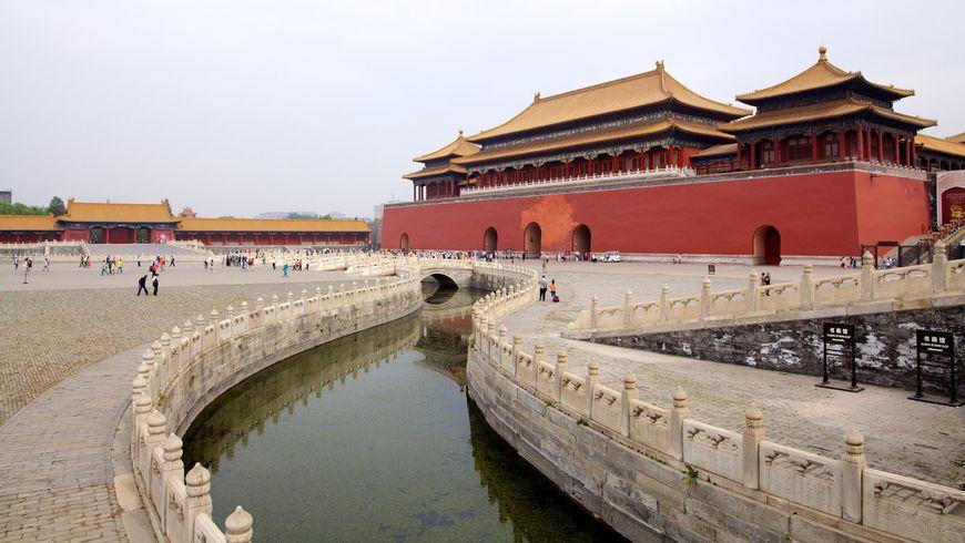 Яркий Пекин - экскурсии