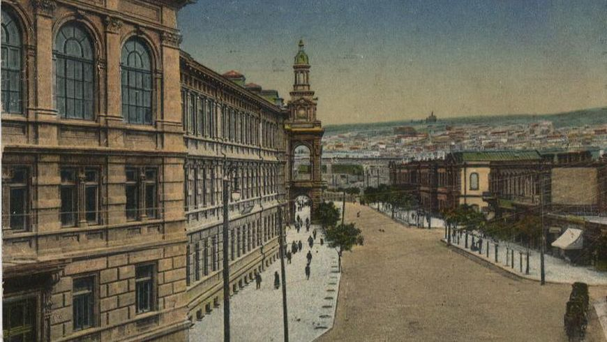 История Баку периода нефтяного бума - экскурсии