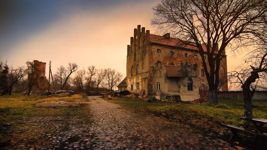 Черняховск и Георгенбург - легенды и замки янтарного края - экскурсии
