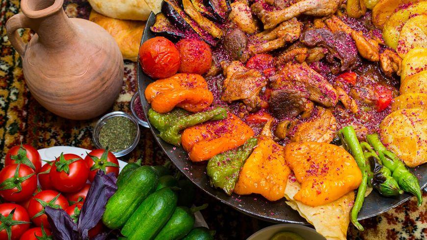 Азербайджанская кухня: кулинарный мастер-класс - экскурсии