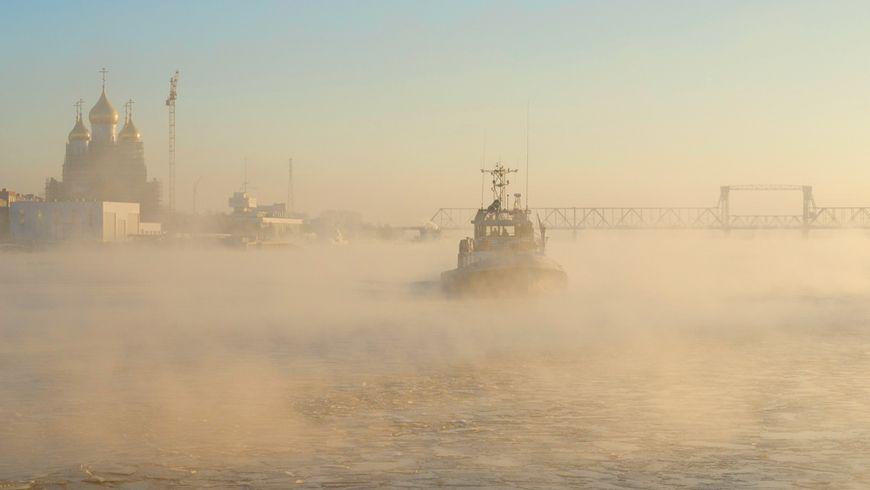 Архангельск —первое окно России в Европу - экскурсии