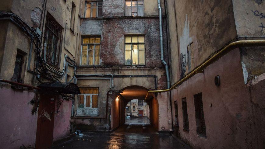 Неформальный Петербург - экскурсии