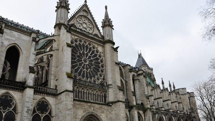 Королевская усыпальница Сен-Дени - экскурсии
