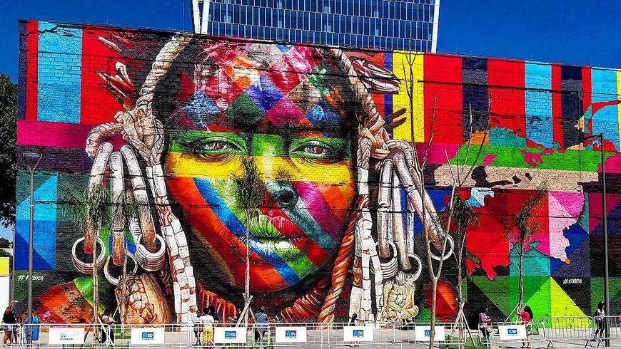 Блеск и нищета Рио – прогулка по центру города - экскурсии
