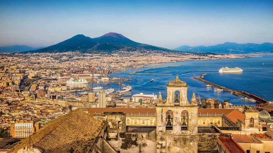 Неаполь — любовь с первого взгляда - экскурсии