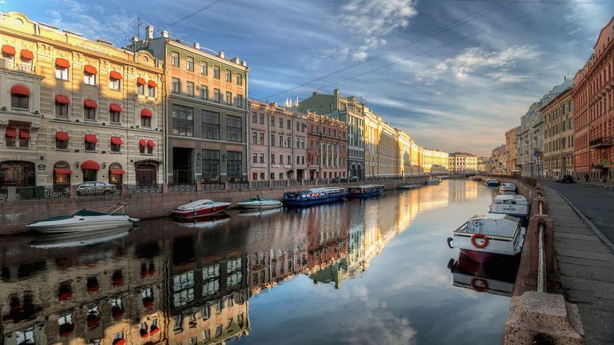 Ежедневная прогулка по Петербургу - экскурсии