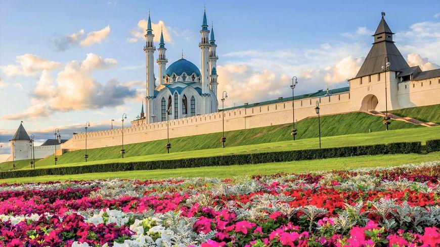 Казань: первая встреча - экскурсии
