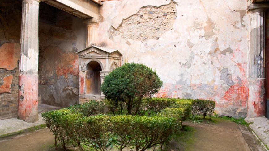 Помпеи — взгляд в прошлое - экскурсии